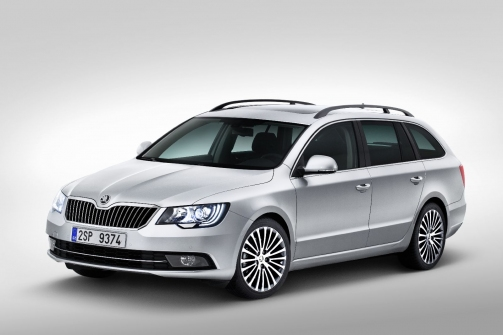 ŠKODA Superb II