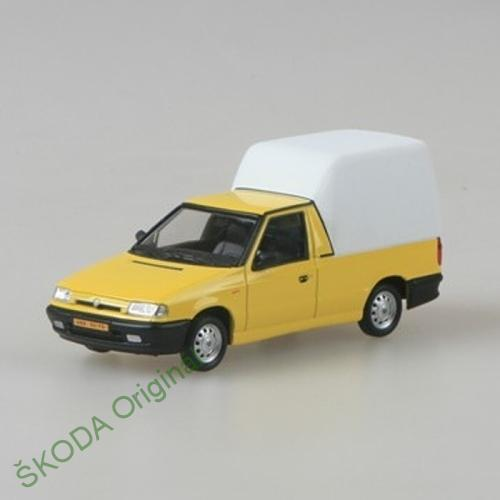 Felicia Pick-up, Yellow T