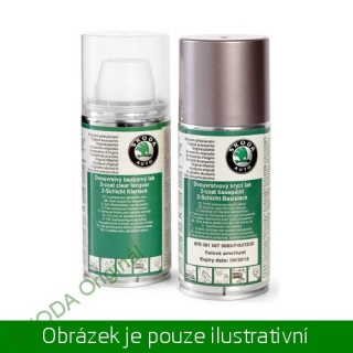 LAK SPRAY HNEDA  MAGNETIC